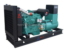 3 Phase Generator Silent 100kW 130kVA with Diesel Engine Alternator
