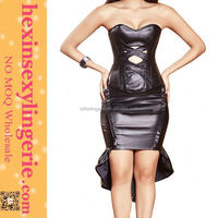 Drop shopping Manufature High quality sxxxl sexy leather corset