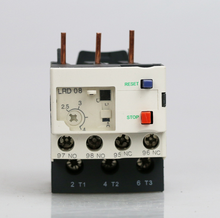 LRD08C 3Pole LRD phase failure and Thermal magnetic overload protection relay