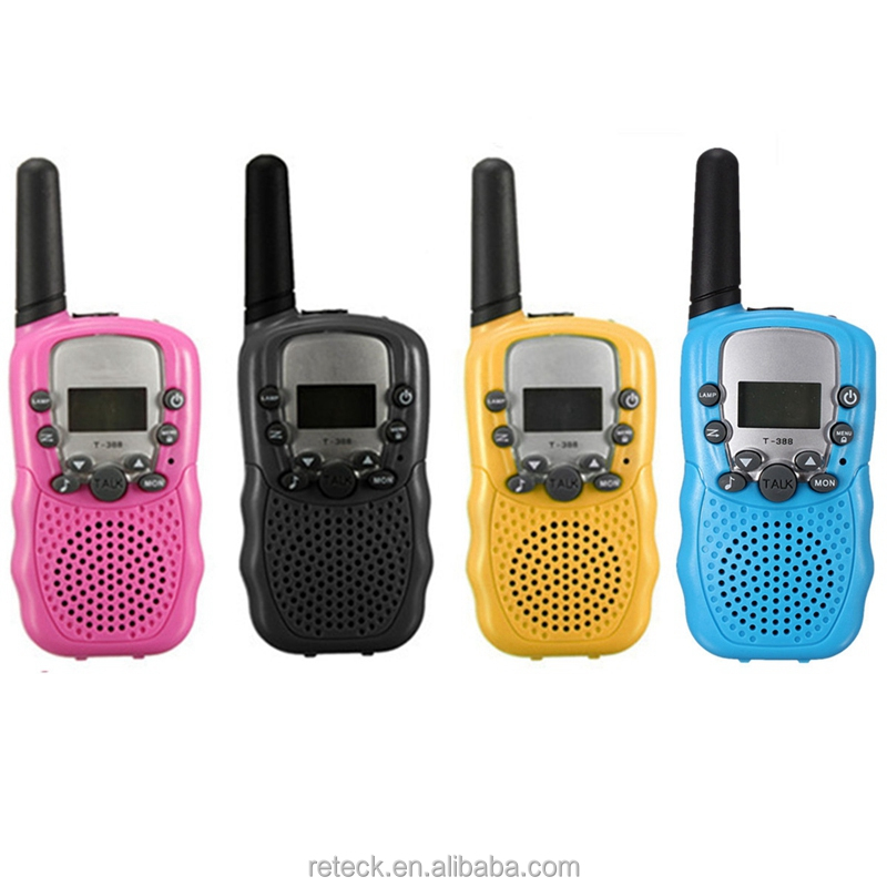 new products a pair amateur Handheld 2 way mobile radio 5km Ham radio talkie walkie