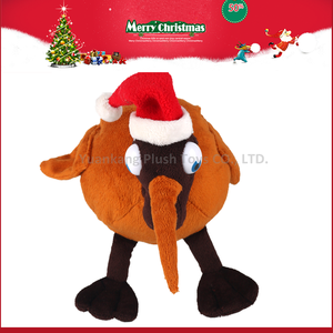 Wholesale Stuffed Talking Love Birds Plush Ostrich Toy for Christmas 2016