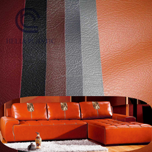 High strength PVC Sofa Rexine Fabric Leather