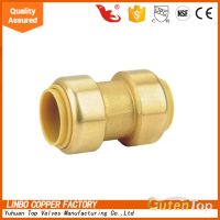"LinBo LBA 1/2"" brass lead free copper pipes for plumbing,copper pipes"