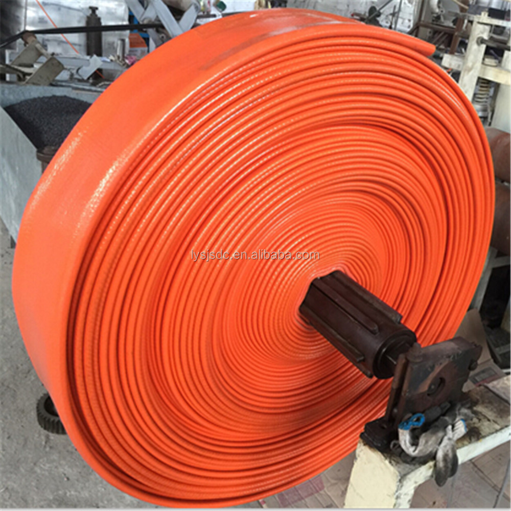 Industrial product PVC Nitrile Rubber lay flat water discharge hose