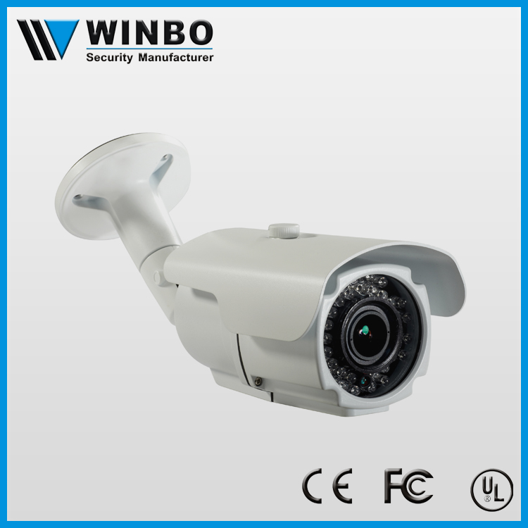"high focus 1/3"" Sony Waterproof outdoor cctv camera working with smart phones"