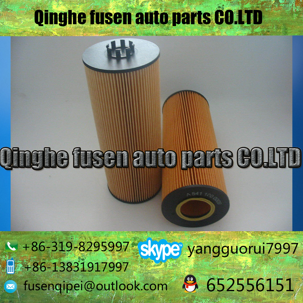 Hot Sale suitable for RENAULT TRUCKS OEM 5411840225 A5411800009 5001846632 heavy truck Oil Filter