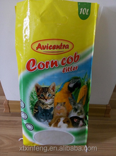 hot selling cattle chicken animal feed plastic bags with great price