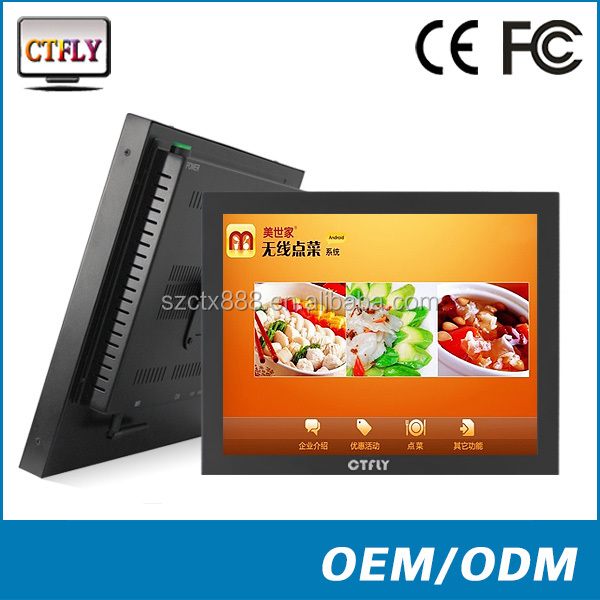 15 inch of All in one keyboard PC CTPC15 factory price for industrial