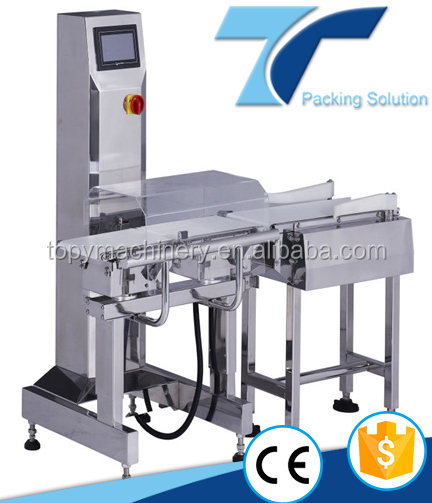 conveyor check weigher. automatic weight grading machine