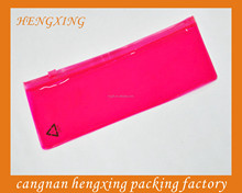 Cheap PVC Zipper Bags For Promotion,Printed Plastic Slide Pouch Manufacturer