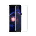 Case Friendly 9H 0.3mm clear Glass For Samsung Galaxy S8 3D Fully Curved tempered glass screen protector