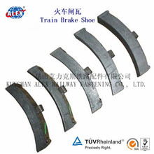 train wheel material/brake shoe railway wagon machinery