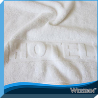 100% cotton pure face towel/plain dyed hotel towel sets rachael ray pot holder towel