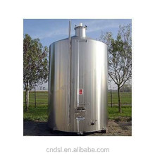 SS304 stainless steel vertical water storage tank