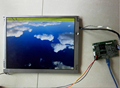 USB monitor( USB LCD Controller board) powered only by USB port