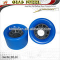 Perfect NO.1 quad skate wheel 62*40mm, quad pu wheel
