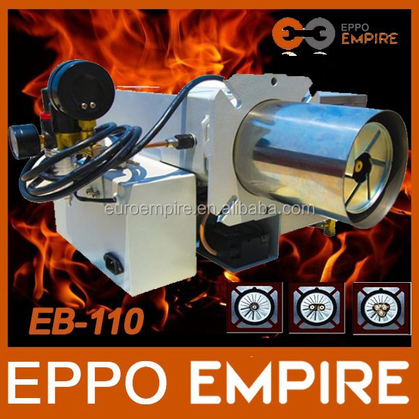 2015 hot sale new CE approved high qualitywaste vegetable oil burner/waste oil furnace/model combustion engine