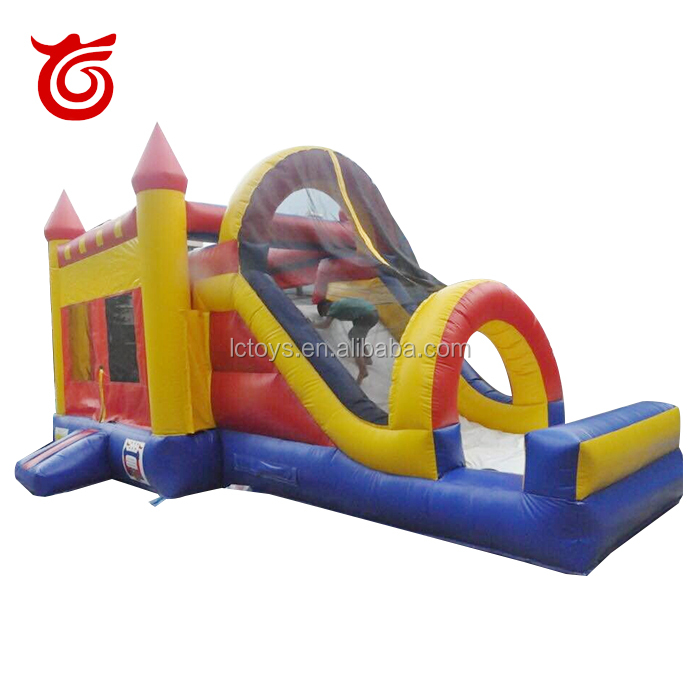 Cheap giant inflatable bouncer castle, jumping inflatable bouncer, inflatable jumping castle
