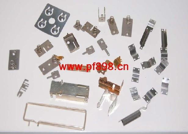 Made in china OEM stamping connectors Of electronic stamping ,Non standard