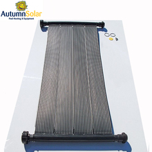 Australia popular Save energy Anti-UV pvc solar pool heater