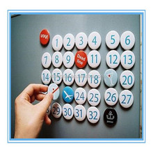 New arrival!! fridge magnet words