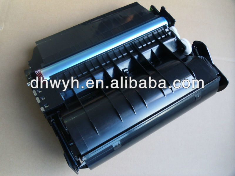 Remanufactured toner cartridges for Lexmark T650 with chip