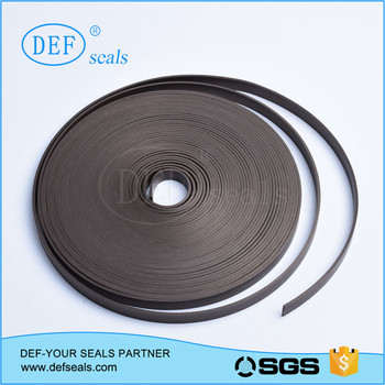 PTFE polyethylene Wear strip