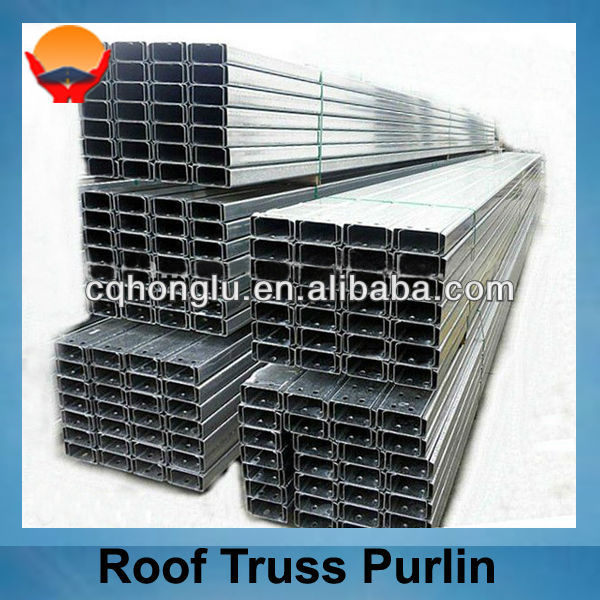 China Honglu Building Materials Roof Purline