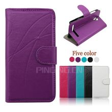 2014 New Design Small MOQ Wholesale Stand Flip Wallet Leather Case for Samsung Galaxy Core I8260/ I8262