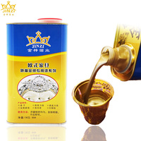 2018 New Good Quality Gold Colors Liquid Metallic & Wood Paint For Furniture