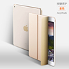 Smart Cover for iPad Air,Tri Folded Leather Smart Case for iPad Air With Wake Up Sleep Function