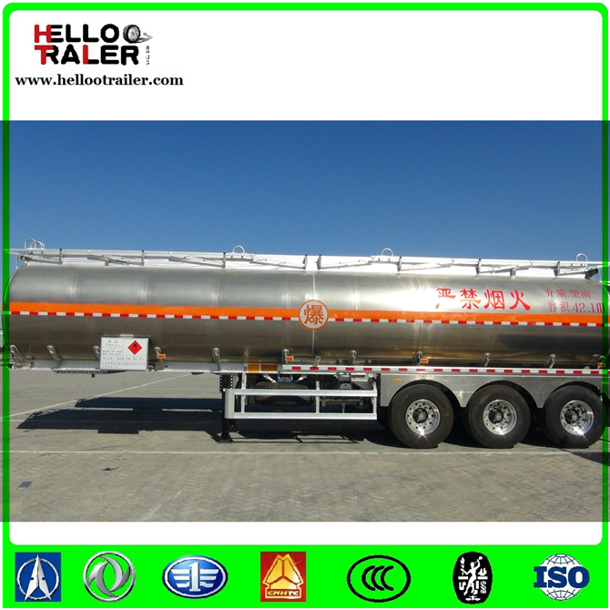 3 axle fuel delivery tank truck with competitive fuel tank price
