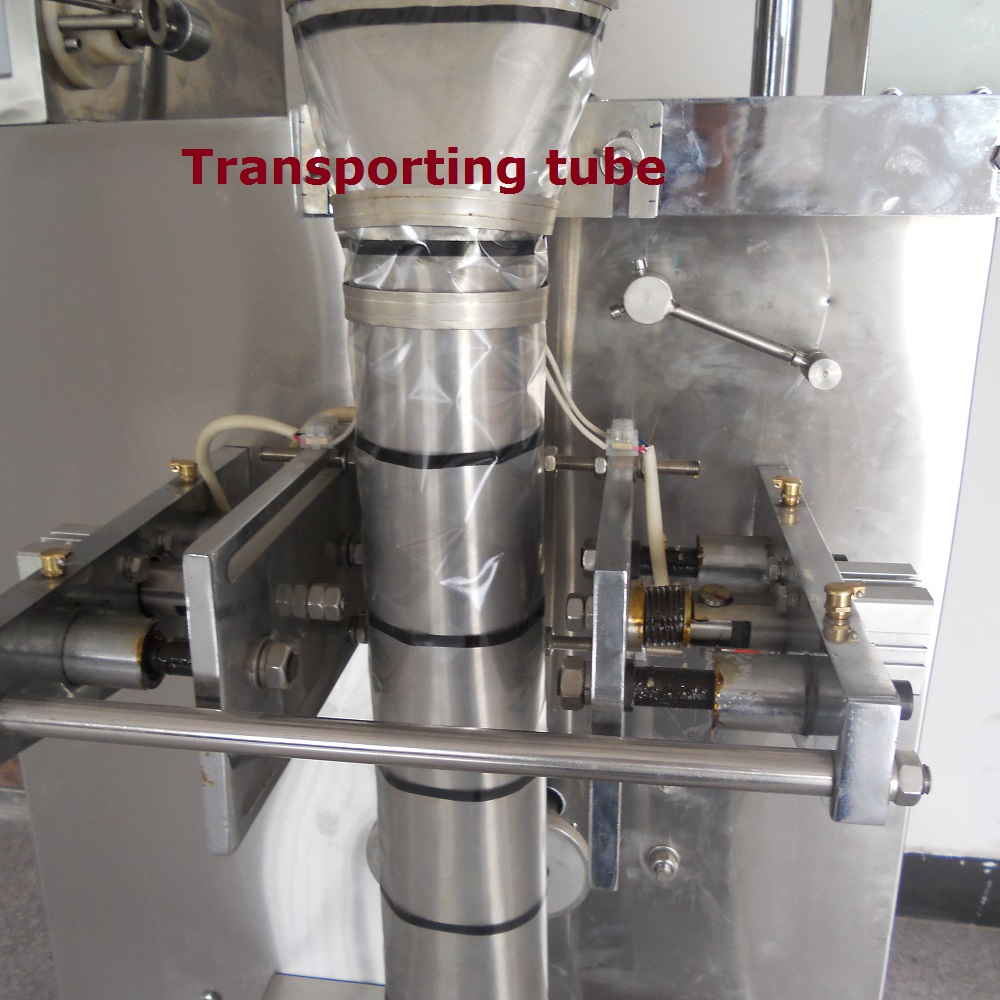 GT-K sugar packing machine filling sealing machine for granule materials