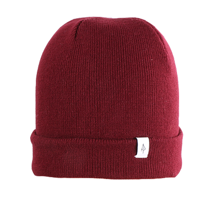 Thick Knit <strong>Beanie</strong> Custom Knitted Pom <strong>Beanie</strong> <strong>Hat</strong> <strong>Winter</strong> Knitted Wool <strong>Hat</strong> For Men