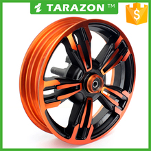 Tarazon aluminum alloy scooter 12 inch wheel rim for Yamaha BWS 125