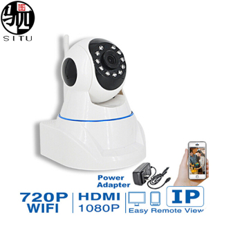 Home Security IP Camera Wireless Mini Camera Night Vision CCTV Camera Baby Monitor