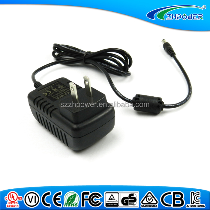 Constant voltage DC output 12V 500mA transformer power adaptor for led strip light