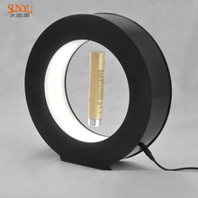 Factory Manufacturing PMMA Round Magnetic Floating Display