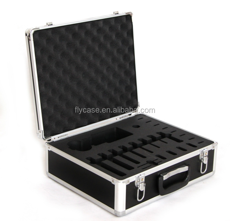 direct sale tote <strong>hard</strong> aluminum tool <strong>case</strong>,aluminum tool box for trucks