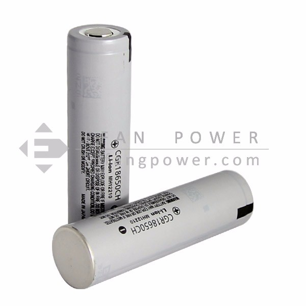 Original CGR 18650CH 2250mah 10A 3.6V rechargeable Li-ion battery