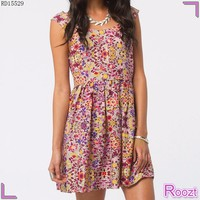 Discount Dresses Online Casual Clothes For Women Floral Dresses