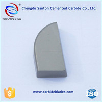A325Z cemented tungsten carbide brazed tips for metal cutting