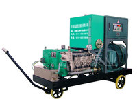 WHY80-35 Series 150~200L/Min sewer pressure washer