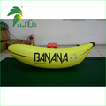 Commercial Advertising Inflatable Banana Shaped Balloon , Inflatable Fruit Model For Sale