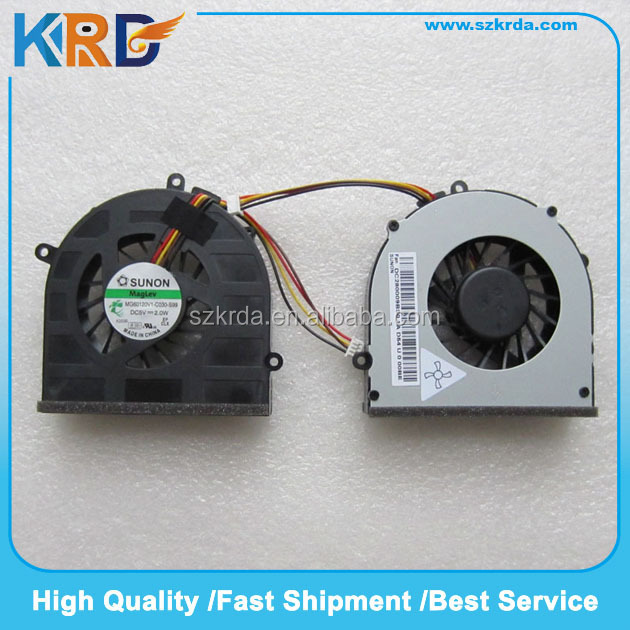 Hot sell laptop cpu fan for Lenovo G470 G475 G570 laptop cpu cooling cooler fan