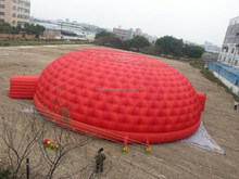QiHong Giant inflatable building, high quality tent inflatable