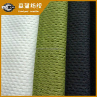Polyester knitted bird eye fabric sportswear fabrics Cycling outdoor clothing