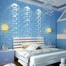 creative bamboo fiber 3d wallpapers home decorating