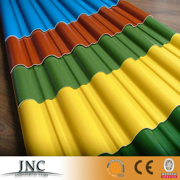synthetic resin roofing tile/ASA spanish roof tile/ASA+ pvc plastic roofing sheet