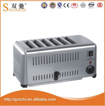 SC-820D Factory Supply Automatic 6-Slice Electric Toaster